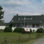 Red Cross Outpost Hospital