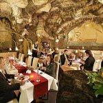 TRITON Restaurant - stalactite cave interior since 1912