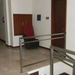 we were on the first floor and often used the stairs
