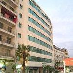 hotel on Abdali market side (lower floor entrance)