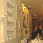 Interior of Pire Restaurant, Belgrade