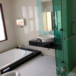 ห้องน้ำในห้อง ozone