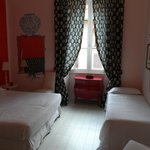 Our room, last one on the right side