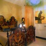 Giallo900 room
