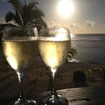 Cheers Raro for the most amazing birthday...