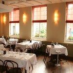 First Floor Restaurant Back