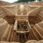 Mangshan Tombs