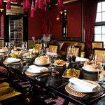 Buddha-Bar - VIP room