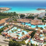Atlantica Aeneas Resort & Spa / Aerial View