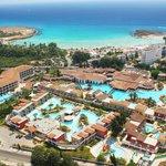 Atlantica Aeneas Resort & Spa / Aerial View