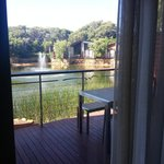 Veiw from living room balcony (same from bedroom balcony)