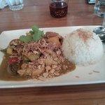 Chicken Com Ga Cari  @ Pho
