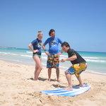 Punta Cana Surf School / D.R.