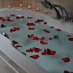 Çatı suit banyo
