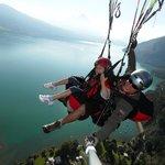 AlpinAir Paragliding Tandem Flight   Beatenberg   Lake Thun