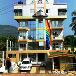 International Luxury Hotel Hotel is near to Sri Mookambika Temple walk able Distance of 200Mts