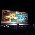 Sliders billboard