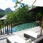 Hillside Villa Pool