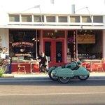 Judy's Bread & Breakfast storefront