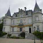 Back of Chateau