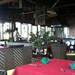 restaurant top floor