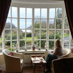 Sitting room view at Mallmore Country House