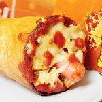 Cono Hot Dog