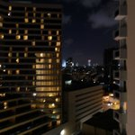 night viewv from room