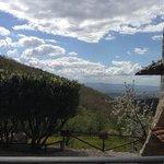 vista su Firenze spettacolare