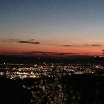 vista di sera