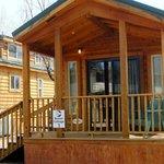 Resort Cottage Exterior