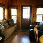 Resort Cottage Interior