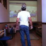 Wii is almost life size!