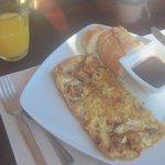 best omelet EVER!