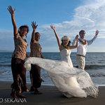 Sekawa Beach Wedding