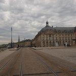 Financial distric of Bordeaux