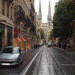 Pedestrian malls & Achitecture of Bordeaux