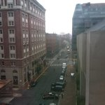 my view from 6th floor - looking toward Boylston
