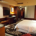 King-Size Bed on Executive Floor