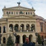 La Alta Oper o casa de la Opera
