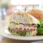 Chicken Palermo Sandwich