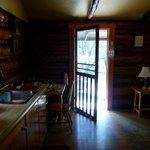 Cuban Crescent cabin