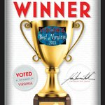 Virginia Living Magazine Best Seafood Restaurant in the Shenandoah Valley