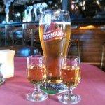 Beer & vodka