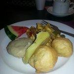 Breakfast @ Altamont Court Hotel