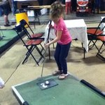 miniature golf/museum