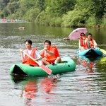 Yongcui River Drifting