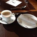 Cafe da Manha Diferenciado.