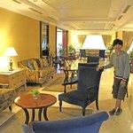 Asmila Bandung Guest Lounge