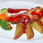 Chicken and Cheesa Asmila Restaurant
